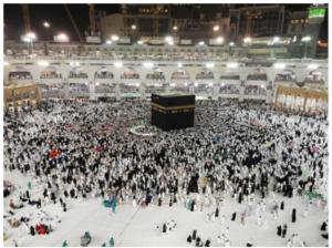 Rukun Umrah dan Haji