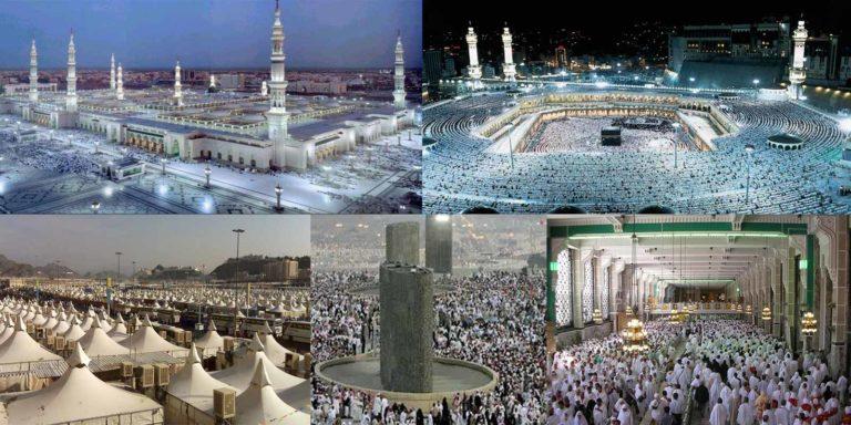 Pengertian Haji Dan Umrah